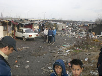 Roma Settlement